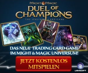 Might and Magic-Duel of Champions - Das beliebte Kartendeckspiel als Downloadgame