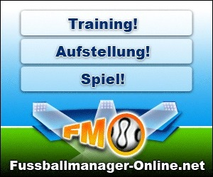 Spiele hier die Fussball-Manager Simulation FMO