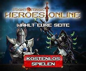 Betrete die von Might & Magic Heroes Online