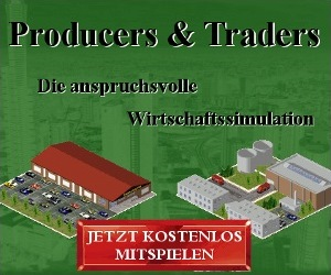 Producers and Traders kostenlos online spielen