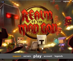 Spiele hier Realm of the Mad God kostenlos online