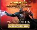 Erlebe das Universum von Star Wars the old Republik