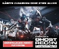 Ghost Recon Phantoms ist ein rasanter Actionshooter als Clientgame